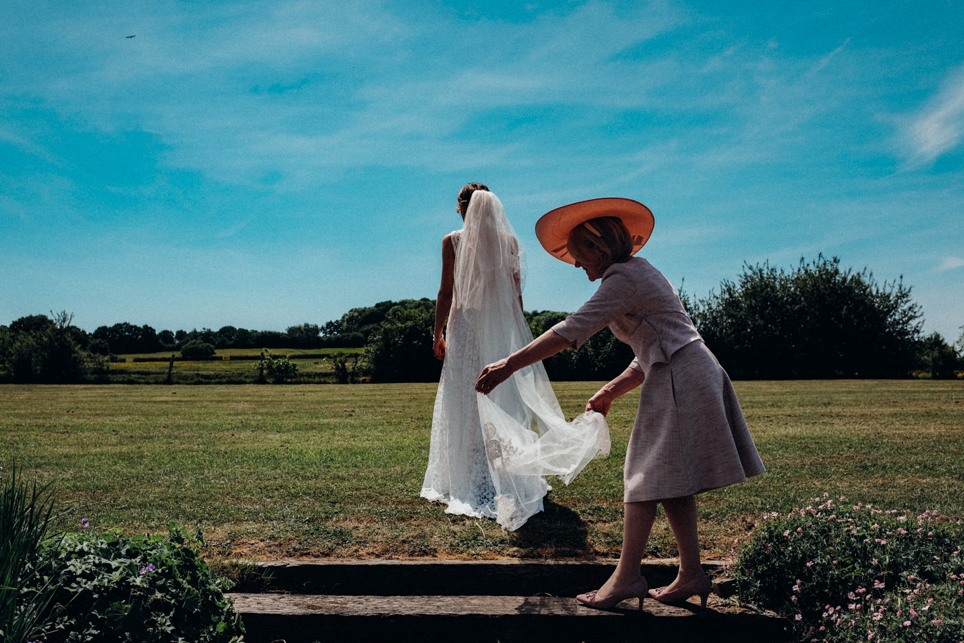 Duncton Mill Fishery Wedding Photography
